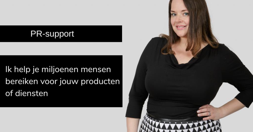 Hands-on PR-support